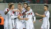 Đức, Ba Lan, Romania và Albania giành vé