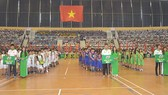 Khai mạc Giải bóng rổ Hội khỏe Phù Đổng TPHCM