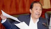Chủ tịch LĐBĐ Thái Lan bị FIFA treo ghế