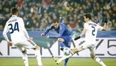 Hòa Dynamo Kiev, Mourinho chê trọng tài yếu đuối