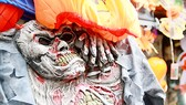 Thị trường Halloween tràn lan đồ kinh dị, bạo lực