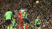 Liverpool hòa trận thứ ba dưới thời Klopp