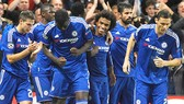 Chelsea 2-1 Dynamo Kiev: Willian đá phạt tuyệt hảo