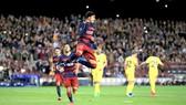 Song tấu Neymar-Suarez đưa Barca sát vòng 1/8