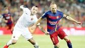 Barcelona-AS Roma: Tiệc nhẹ mừng vé sớm