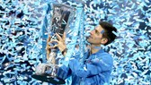 Djokovic lần thứ tư thắng ATP World Tour Finals