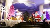 Không khí Noel tràn ngập thủ đô