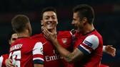 Southampton-Arsenal: Tiếp ngày vui