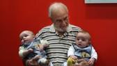 60 năm hiến máu cứu trẻ em