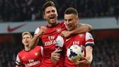 Arsenal-Newcastle: Dễ mà khó