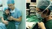 Những giây phút quên mình của bác sĩ
