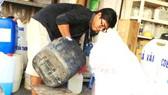 Yêu cầu di dời gấp chợ 'thần chết' Kim Biên