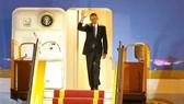 Tổng thống Hoa Kỳ B. Obama đã đến Việt Nam