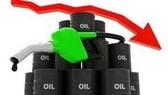 Giá dầu giảm do số liệu kinh tế yếu kém