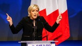 Làn sóng ủng hộ bà Marine Le Pen