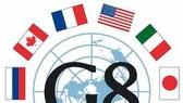 G8 tập trung mổ xẻ khủng hoảng nợ Eurozone