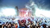 Châu Âu lo âu từ Hy Lạp