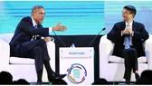 Cuộc trò chuyện giữa Obama và Jack Ma