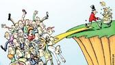 """""""Khủng bố"""" tài chính (kỳ 2): Cuộc khủng hoảng thứ 3"""
