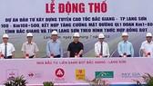 Xem lại năng lực NĐT BOT Bắc Giang-Lạng Sơn