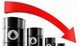Giá dầu thô xuống dưới 97 USD/thùng