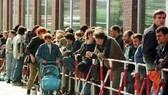 Người dân châu Âu ồ ạt nhập cư vào Đức