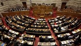 Quốc hội Hy Lạp thông qua ngân sách năm 2013