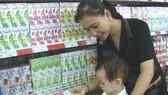 Ban hành danh mục sữa trẻ dưới 6 tuổi