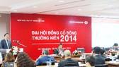 Techcombank: 2014 lợi nhuận trước thuế 1.181 tỷ đồng