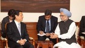Ấn Độ-Trung Quốc ký 11 thỏa thuận hợp tác