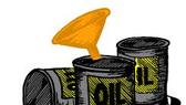 Giá dầu thô tăng mạnh nhất 1 tuần