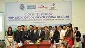 Cầu nối hợp tác doanh nghiệp Việt Nam-Bỉ
