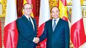 Tầm cao quan hệ Việt-Pháp