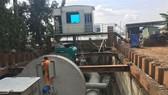 TPHCM thuê siêu máy bơm chống ngập cho đường Nguyễn Hữu Cảnh