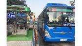 TPHCM đưa vào hoạt động trạm điều hành xe buýt mới Bến Thành