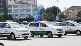 TPHCM kiến nghị tạm dừng đề án quy hoạch phát triển taxi  