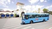 TPHCM xây dựng 12 trạm nạp gas cho xe buýt