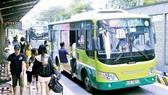 Nghiên cứu thanh toán thẻ xe buýt kết hợp thẻ ngân hàng, điện thoại thông minh