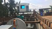 Hệ thống máy bơm chống ngập đường Nguyễn Hữu Cảnh