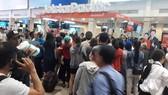 Jetstar Pacific hủy chuyến, bồi thường 200.000 đồng/vé, hàng trăm hành khách bức xúc