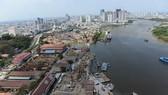 Đề xuất chuyển đổi công năng cầu cảng Ba Son thành bến đường thủy
