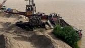 Các bến thủy bốc dỡ vật liệu xây dựng trên địa bàn quận 12 đều là không phép