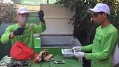 Việt Nam Tái Chế là một trong những chương trình thu gom rác điện tử