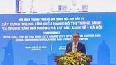 Đồng chí Nguyễn Thiện Nhân, Bí thư Thành ủy TPHCM phát biểu chỉ đạo, định hướng Hội nghị