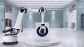 Thử nghiệm độ bền của máy giặt Samsung