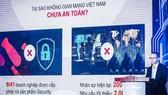 Công ty An ninh mạng Viettel giới thiệu các công nghệ của công ty