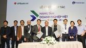 Haravan cùng VPBankSME ký kết hợp tác