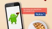 Nokia 1 lên Android 9 Pie, phiên bản Go