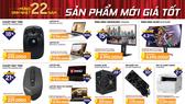 Nhiều sản phẩm công nghệ đang giảm giá tại Phong Vũ