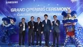 Khai trương Samsung Customer Contact Center 24/7
